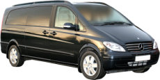 Tours of Worcester and the UK. Chauffeur driven, top of the Range Mercedes Viano people carrier (MPV)