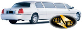 Limo Hire Baxley - Cars for Stars (Worcester) offering white, silver, black and vanilla white limos for hire